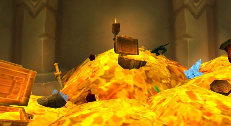 World of Warcraft bank vault